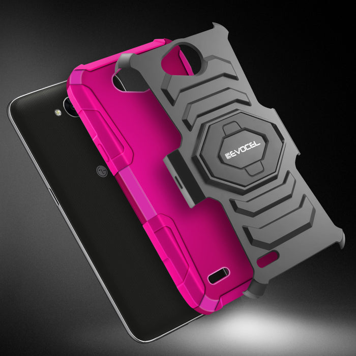 Evocel LG X Power 2 New Generation Series Pink Case