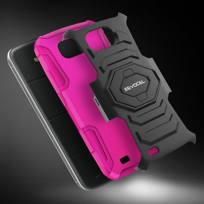 Evocel LG X Venture New Generation Series Pink Case