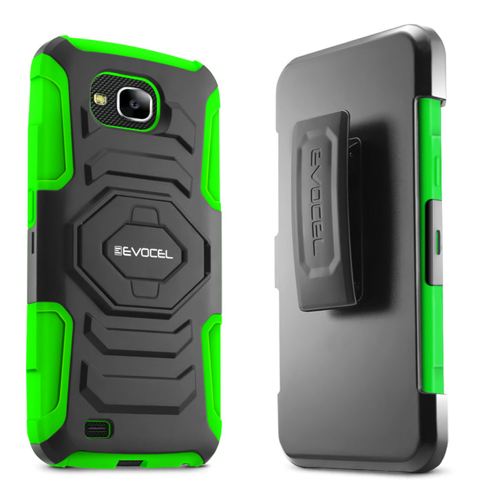 Evocel LG X Venture New Generation Series Green Case