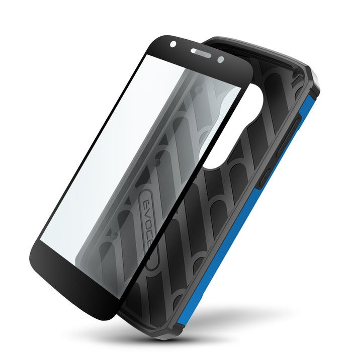 Evocel Motorola Moto E5 Play Explorer Series Pro Blue Case