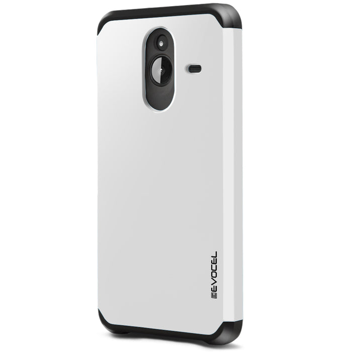 Evocel Microsoft Lumia 640XL Armure Series White Case