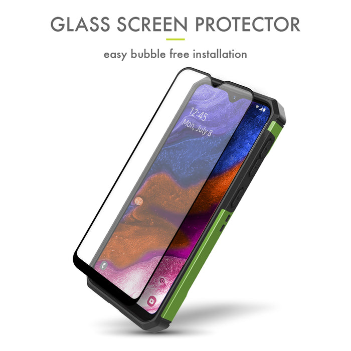 Evocel Samsung Galaxy A10E Explorer Series Pro Green Case