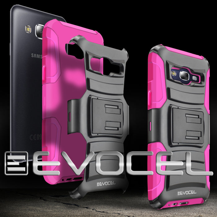 Evocel Samsung Galaxy E5 Generation Series Pink Case
