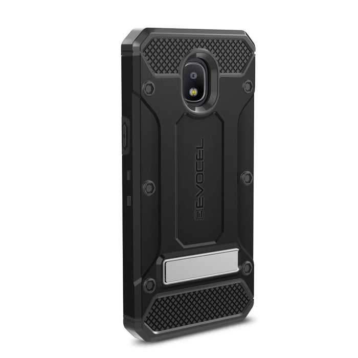 Evocel Samsung Galaxy J3 (2018) Explorer Series Pro Black Case