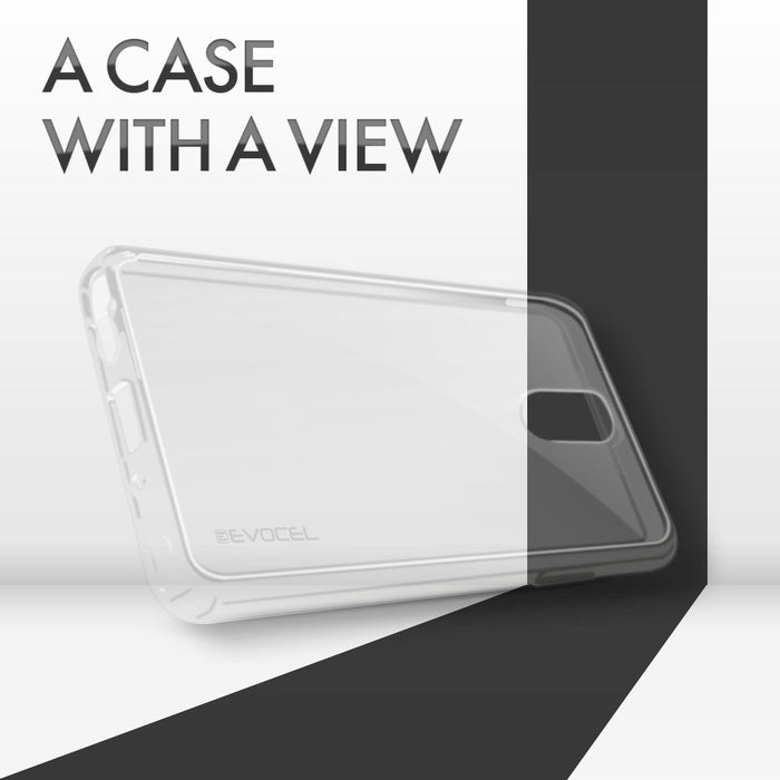 Evocel Samsung Galaxy J3 (2018) Aperture Series Clear Case