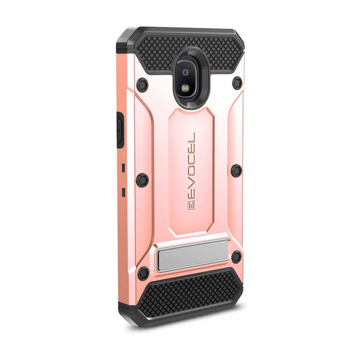Evocel Samsung Galaxy J7 (2018) Explorer Series Pro Rose Gold Case