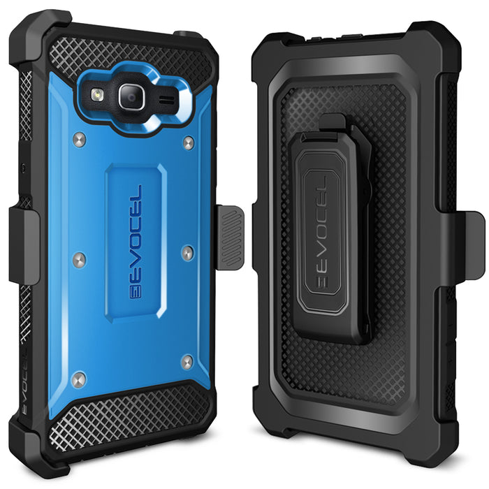 Evocel Samsung Galaxy On5 Explorer Series Blue Case