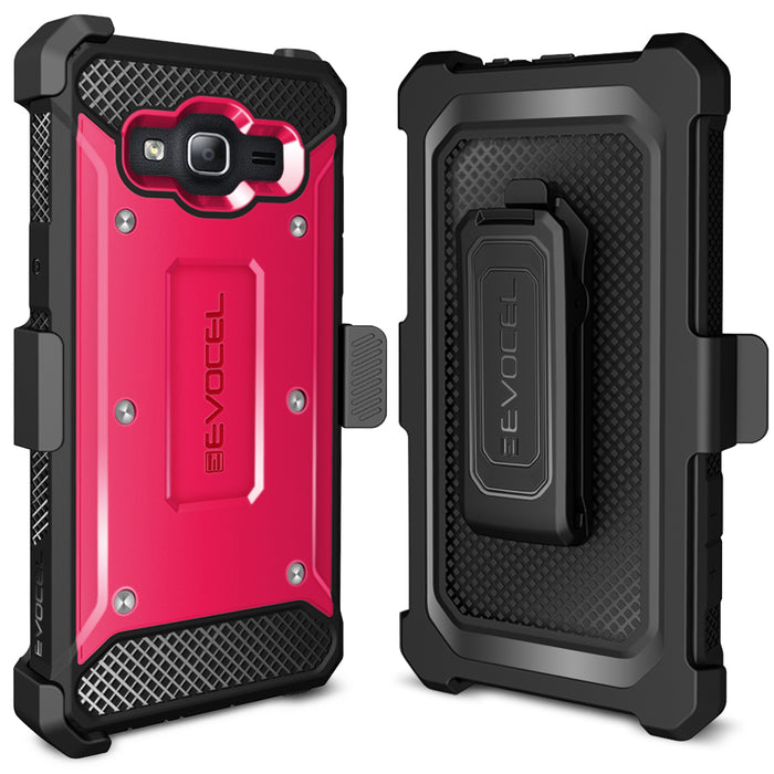 Evocel Samsung Galaxy On5 Explorer Series Pink Case