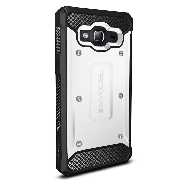 Evocel Samsung Galaxy On5 Explorer Series White Case
