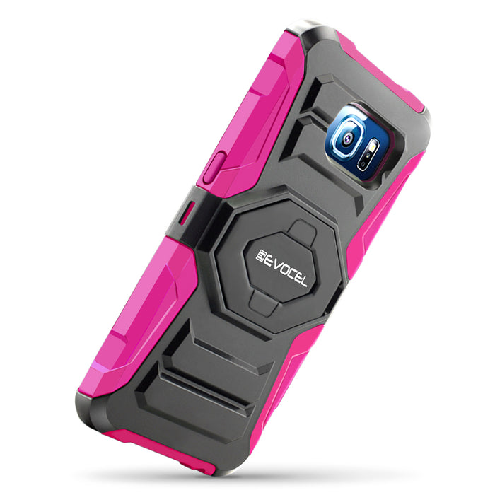 Evocel Samsung Galaxy S6 New Generation Series Pink Case