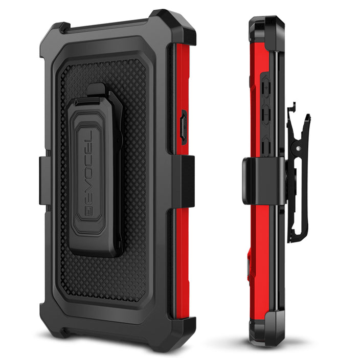 Evocel Samsung Galaxy S9 Plus Explorer Series Pro Red Case