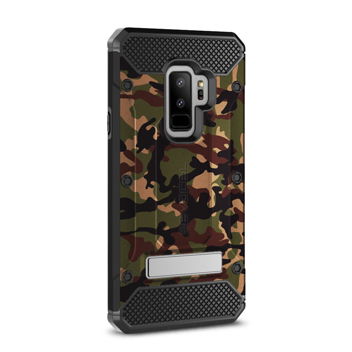 Evocel Samsung Galaxy S9 Plus Explorer Series Pro Camouflage Case