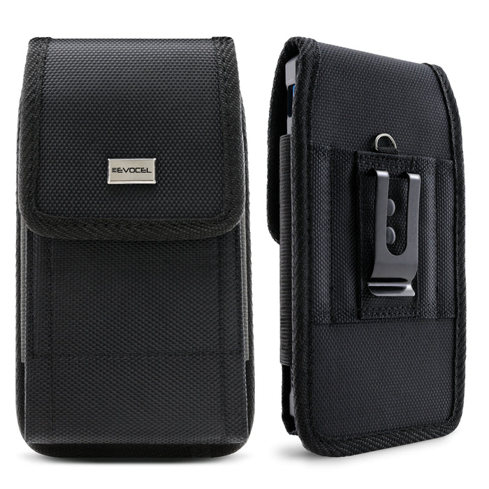 Evocel Urban Pouch Belt Loop Case with Metal Clip
