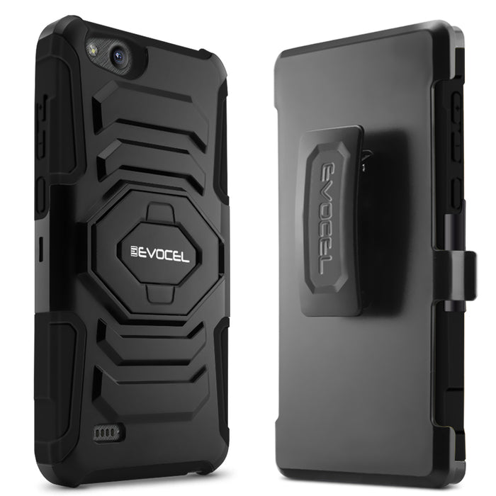 Evocel ZTE Tempo X New Generation Series Black Case
