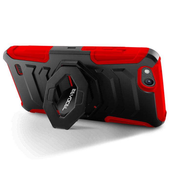 Evocel ZTE Tempo X New Generation Series Red Case