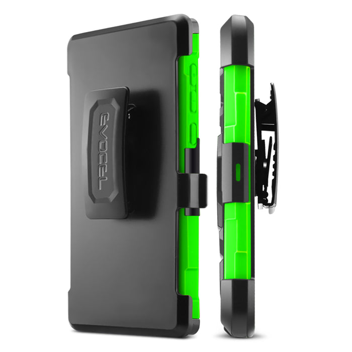 Evocel ZTE Tempo X New Generation Series Green Case