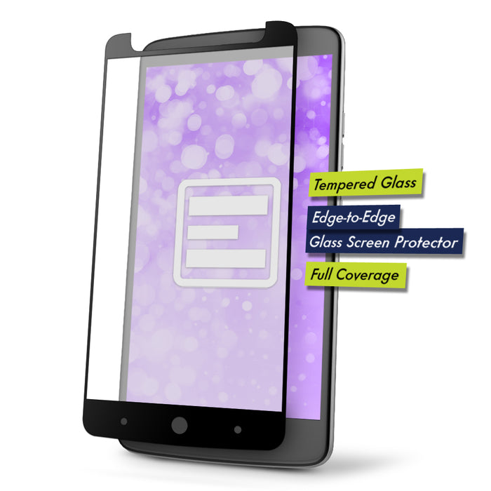ZTE MAX XL Tempered Glass Screen Protector