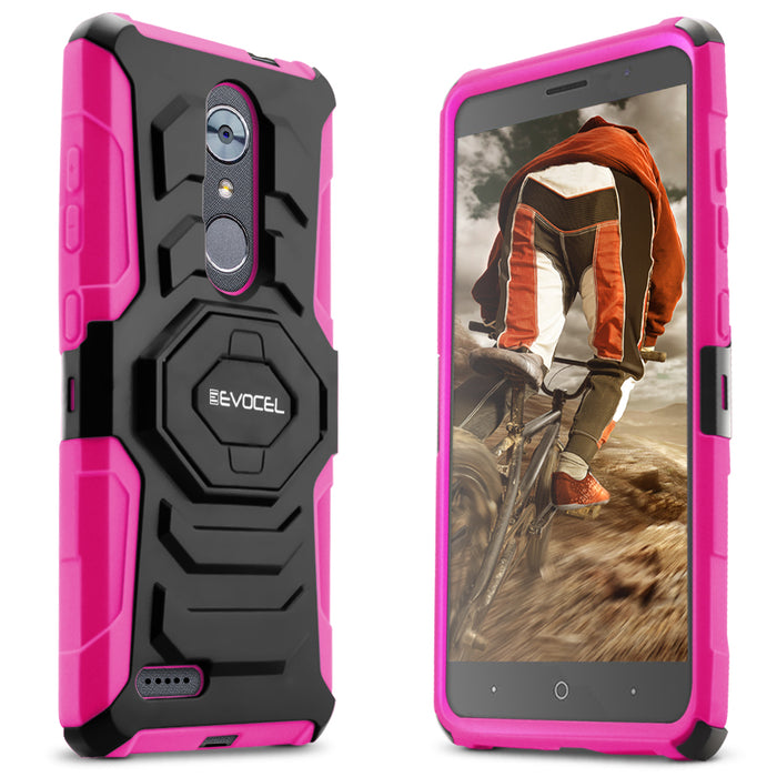 Evocel ZTE MAX XL New Generation Series Pink Case