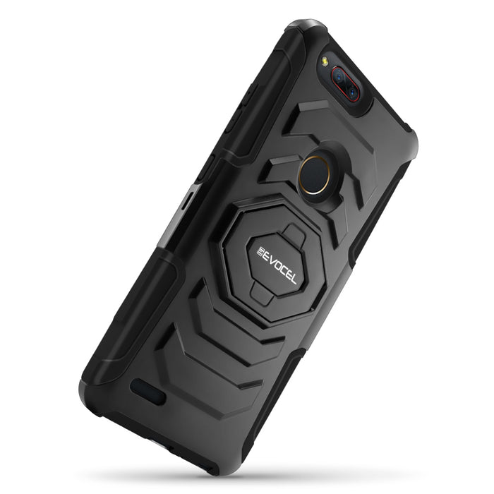 Evocel ZTE Blade Z Max New Generation Series Black Case