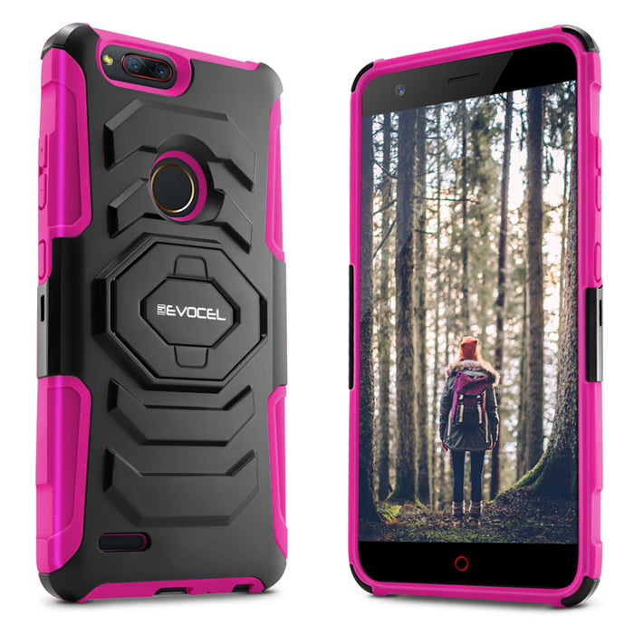 Evocel ZTE Blade Z Max New Generation Series Pink Case