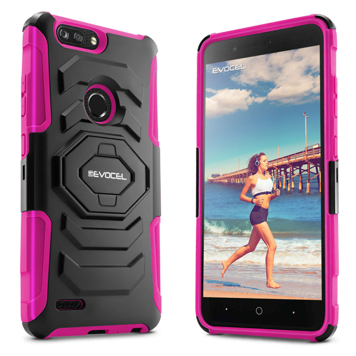 Evocel ZTE Blade X2 Max New Generation Series Pink Case