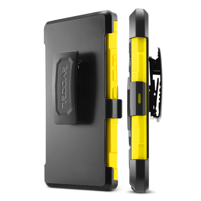 Evocel ZTE Blade X2 Max New Generation Series Yellow Case