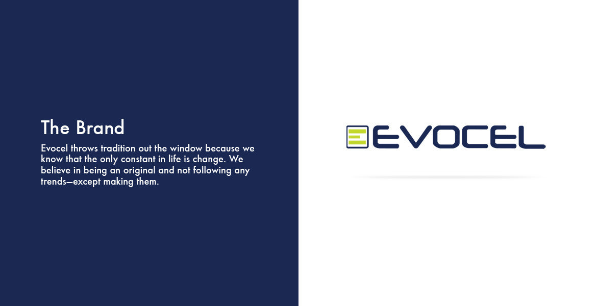 Evocel - The Brand