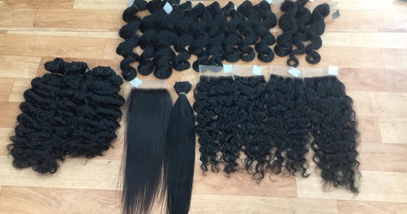 Raw Bundle + Closure Deal