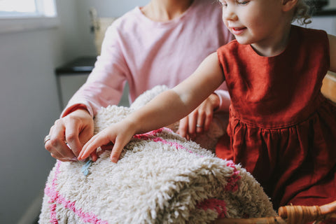 Washable Rugs for allergies and kids
