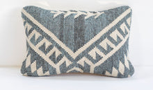 Mari Cushion Blue by Oh Happy Home