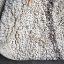 NEW Cotton Berber Rug - Nomad Natural