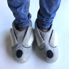 Koala Bear Slippers - Happy as Larry