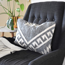Mari Handwoven Cushion - Happy as Larry