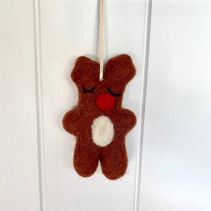 Mini Larry Hanging Decoration - Happy as Larry