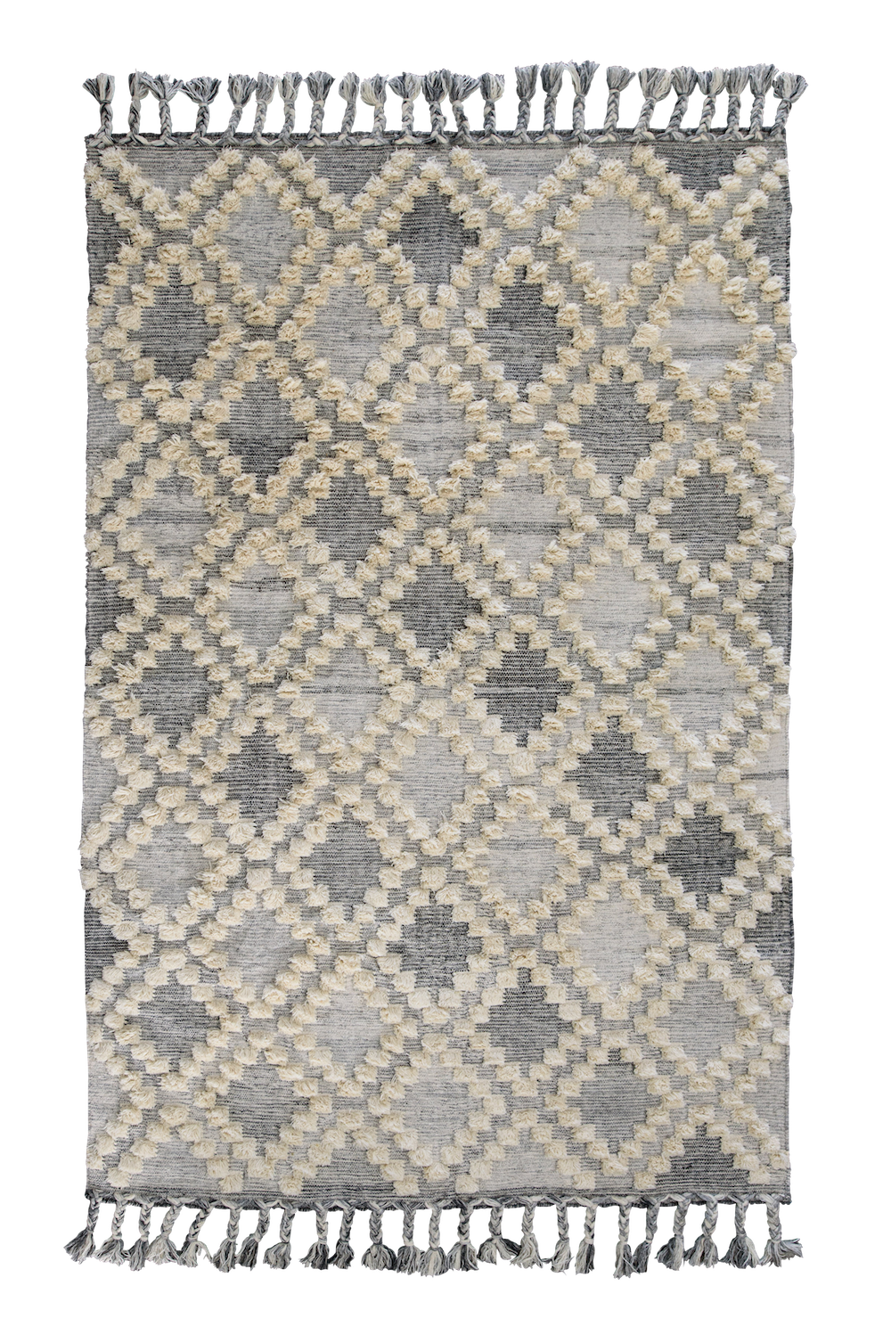 Moroccan Trellis Rug - Happy as Larry