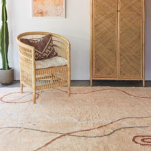 Ethically made washable rug