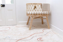 Nomad Nursery Washable Rug Oh Happy Home