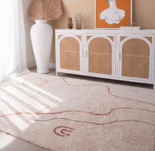 Nomad Washable Cotton Rug - Natural Rug