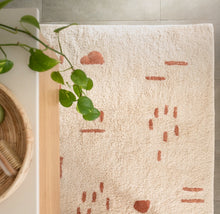 Nomad Natural Oversized Bath Mat