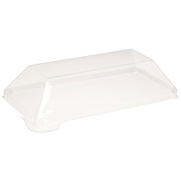 """Klarity"" Clear Pet Lid for 210KLAR1365"