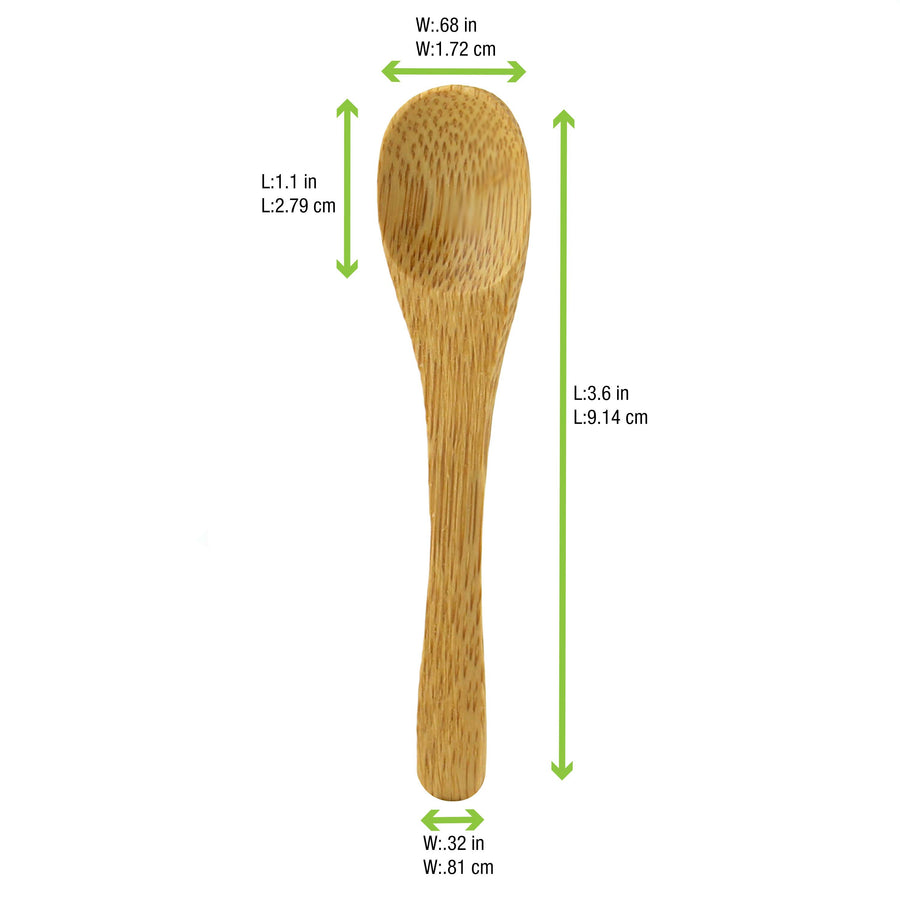 TUNG Bamboo Mini Spoon