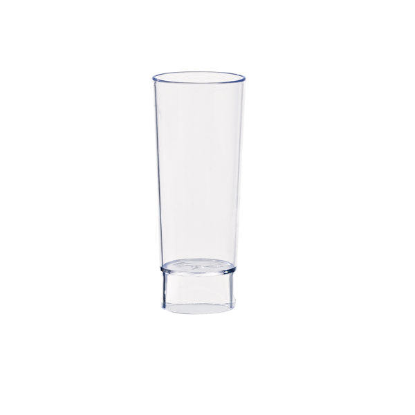 Tall Plastic Shot Glass