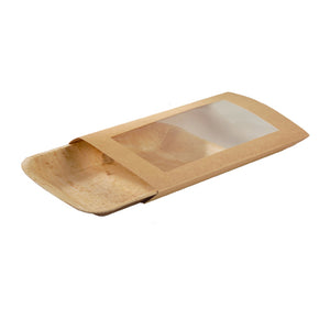 Rectangular Palm Leaf Plate