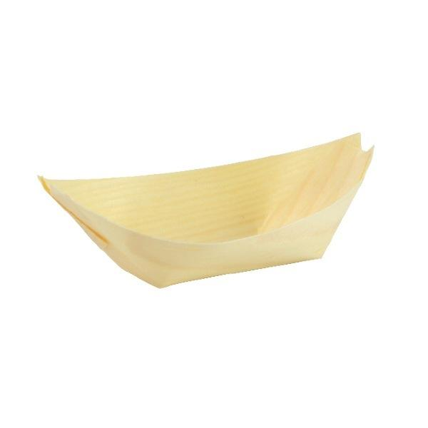 Small Wood Boat Size 11