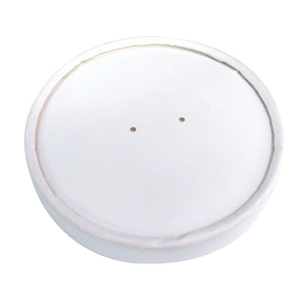 Vented Paper Lid for Round Bucket/210LSOUP156