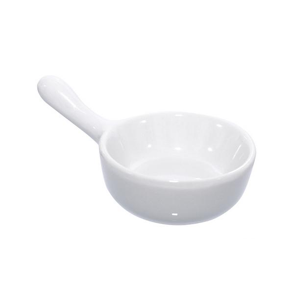 COOK Mini Porcelain Dish with Handle