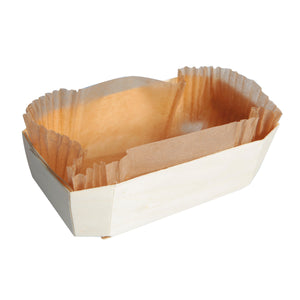 TRISTAN Wooden Baking Mold (baking liner included)