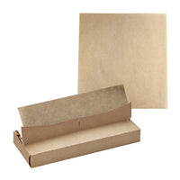 Greaseproof Brown Sheets in Dispenser Box