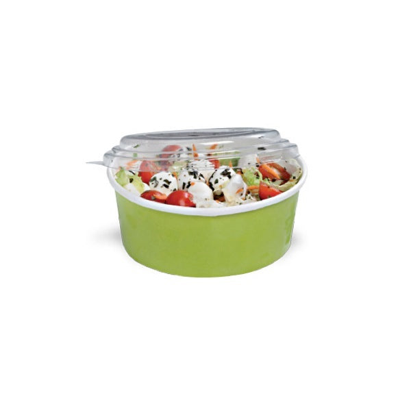 Clear Recycled Plastic Lid for All Buckaty Containers