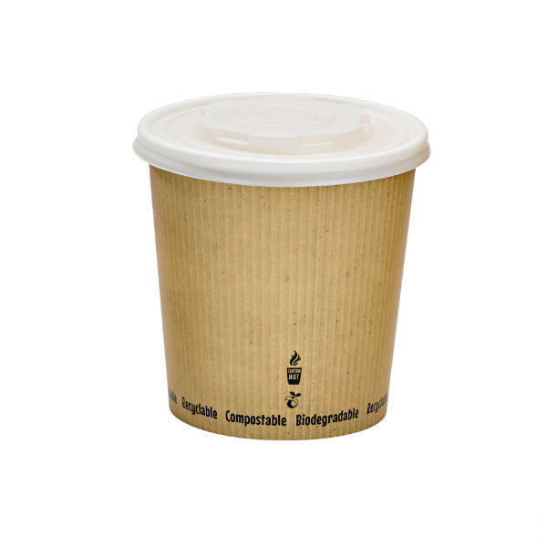 Compostable Soup Cups - 24oz